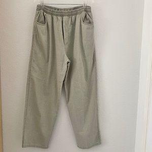 Men's Cotton/Linen Casual Pants